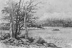 Lake Kahsheshebogamog (Kahshe Lake, Gravenhurst, Ontario)