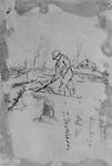 Woodcutter (Gravenhurst?, Ontario)