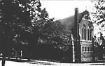 ST. LUKE'S ANGLICAN CHURCH, Bay St., s.e. cor. St. Joseph St.