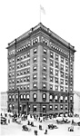 Bank of Hamilton, Hamilton (Ontario), Canada, 1907