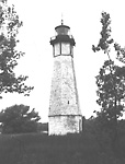 LIGHTHOUSE, Centre Island.