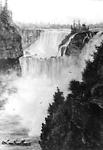 Kakabeka Falls, Kaministikwia River (Ontario), 1856