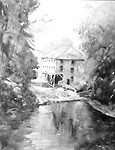 Fairfield Mill at Mill Creek (Millhaven?, Ontario), 189?