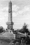 Monument at the Lundy's Lane (Niagara Falls, Ontario).
