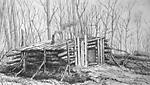 Log Hut in Oro (Ontario)