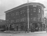 PLAYTER'S SOCIETY HALL, Danforth Ave., s.e. cor. Broadview Ave.