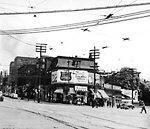 QUEEN ST. W., W. OF SIMCOE ST., looking e. from intersection with King St. W.