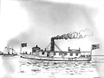 "Steamer ""Fairy"", 1863-70; ""Carrie Ella"", 1870-8 (Lake Simcoe, Ontario)"