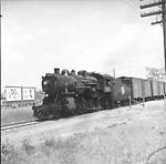 C.N.R. #2525, at Malton (Mississauga, Ontario)