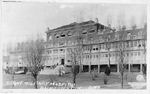 Brant Military Hospital, Burlington, Ont -- Exterior