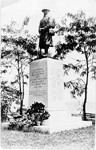 War Memorial -- In Honour of the Men of Burlington and Nelson Township; dated August 1, 1922