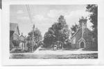 Locust St. & Baptist Church, Burlington, Ont.