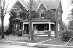 Elizabeth Street -- House of Miss LePatourel