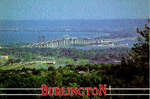 Postcards -- View of Skyway Bridge, Lake Ontario and Hamilton Bay