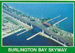 Postcards -- Burlington Bay & James N. Allen Skyway Bridge