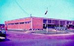 Postcards -- Burlington Post Office, Brant Street