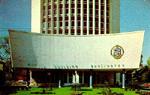 Postcards -- Burlington City Hall