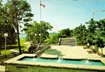 Postcards -- Spencer Smith Park Centennial Terrace