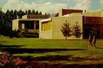Postcards -- Burlington Library and Garden