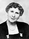 Aldershot Women's Institute -- Ist president of Women's Institute