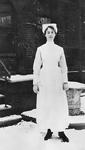 Bullock Family -- Annie Bullock at St. Joseph's, 1914