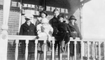 Bullock Family -- Children of Elsie and Nick Bullock, 1934