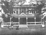 Easterbrook Family -- Inverness: Residence of W.W. Easterbrook, Esq., Aldershot