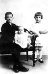 Scheer Family -- Charles, Albert and Betty Scheer