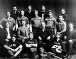 Scheer Family -- Aldershot Baseball Club, winners of Inter-County League and Wilson Cup, 1902 or 1903