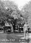 Scott Family -- R.L. Scott (Scottie) goes to war, July 15, 1917