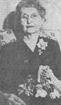 Vyse Family -- Mrs. J. Vyse's 89th birthday