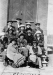 East Plains United Church -- East Plains United Church Choir, 1923