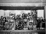 East Plains United Church -- Variety Show, 1954