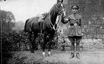 John Dudley Williamson -- George Cline, JDW's cousin, in uniform