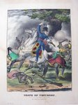 Death of Tecumseh. Battle fo the Thames Oct. 5th 1813. By John L. Magee