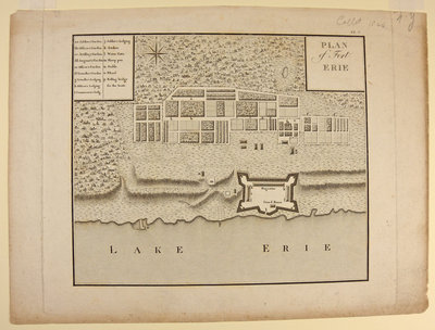 Plan of Fort Erie.