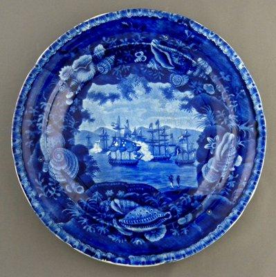 Commodore MacDonough Victory, Plate