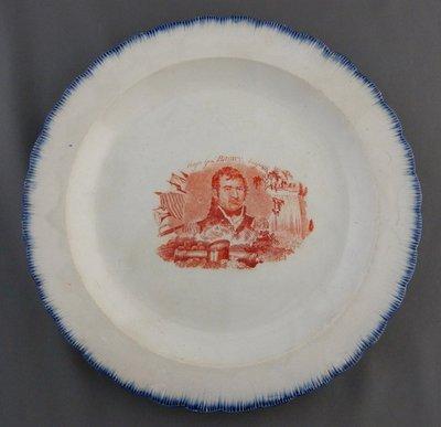 Major General Brown, Niagara. Plate
