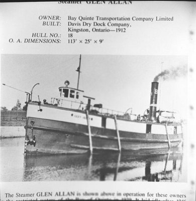 GLEN ALLAN (1912)