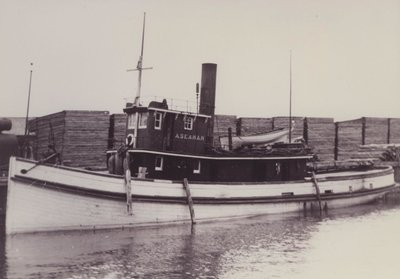 ARMSTRONG, JANE (1873, Tug (Towboat))