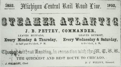 ATLANTIC (1848, Steamer)