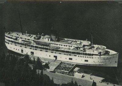 ALABAMA (1910, Propeller)