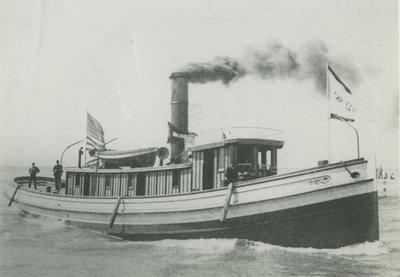 WILLIAMS, CHARLES (1884, Tug (Towboat))