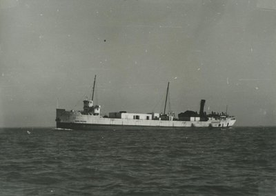 WISSAHICKON (1907, Propeller)