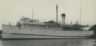 BAINBRIDGE (1922, Propeller)