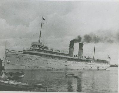 NORTH LAND (1895, Passenger Steamer)