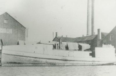 ANNIE D. (1886, Tug (Towboat))