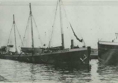 ALGERIA (1896, Barge)