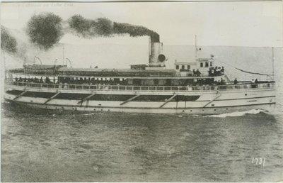 LAKESIDE (1901, Propeller)