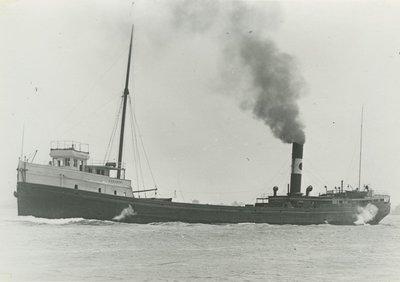 ADAMS, THOMAS (1888, Bulk Freighter)